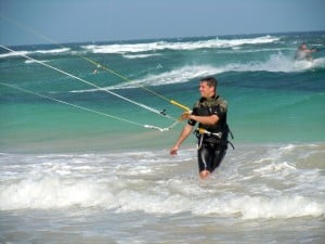 Refresher Lesson Kiteboarding