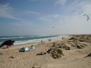 Kite Beach for Kiteboarding Lessons