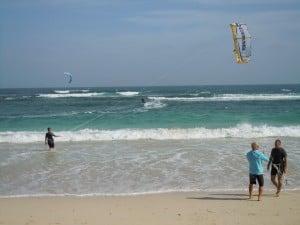 Kitesurf at Angulo Cabo Verde